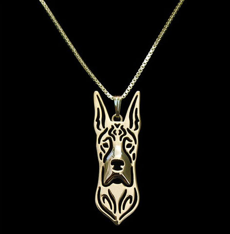 Beautiful Great dane Necklaces