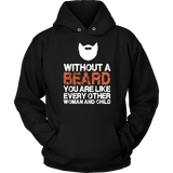 Without A Beard You Are Like Every Other Woman And Child