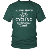All I Care about is Cycling