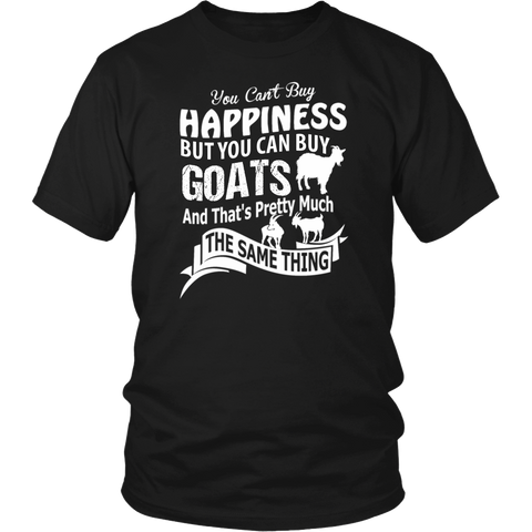 Happiness and Goats