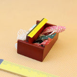 Sewing Box Miniature Dollhouse