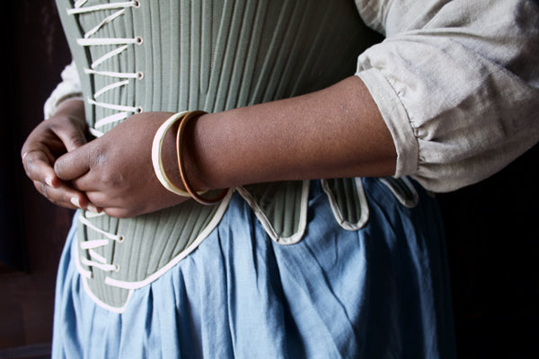 A Photoshoot with Not Your Momma's History at Van Cortlandt House Museum
