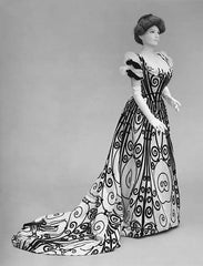 Courtesy of The Met Worth Ironwork Gown