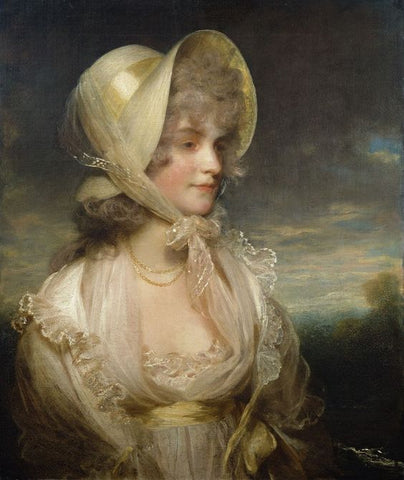 The Honorable Lucy Elizabeth Byng, 1799 by John Hoppner