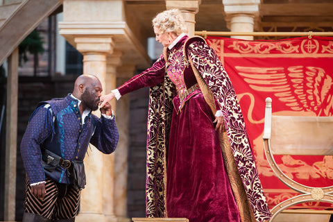 Colorado Shakespeare Festival, Jennifer Koskinen, Elizabethan Costume