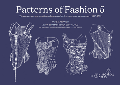 Book Review: Patterns of Fashion 5 – Redthreaded