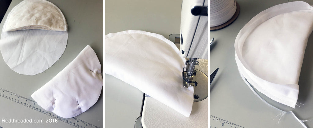 Redthreaded Tailoring Shoulder Pad Tutorial