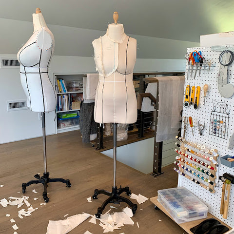 Beatrice Forms Draping