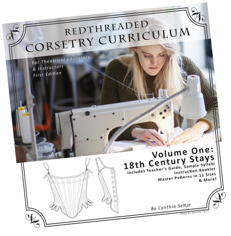 Corsetry Curriculum Vol. One: 18th Century Stays