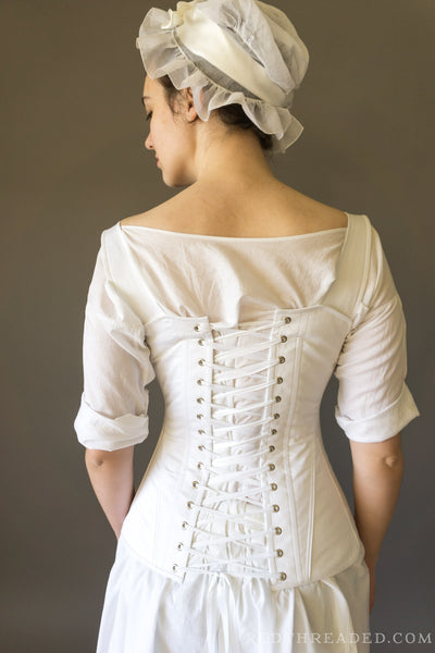 1830's Stays -- Custom Sized Made to Order