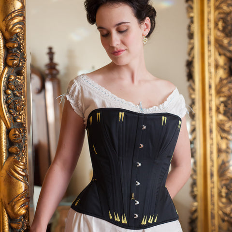 The Margaret Corset - 1870's