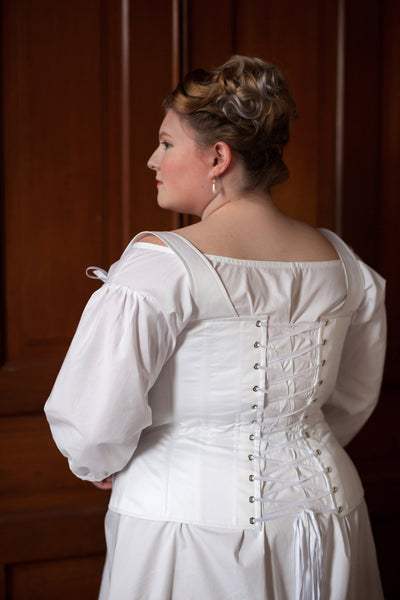 Regency Long Stays -- Ready to Ship in Standard & Plus Sizing