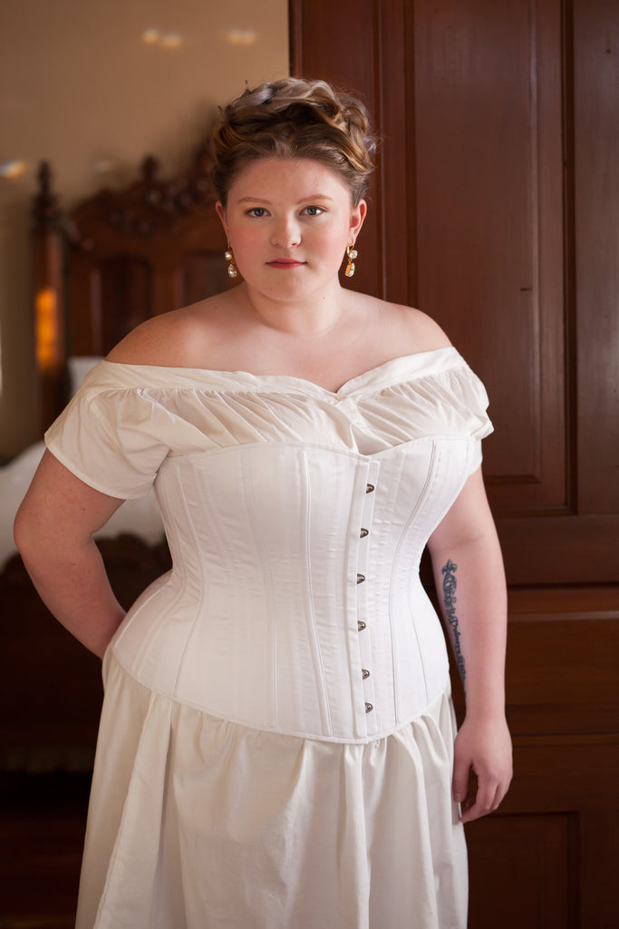 FIT SAMPLE SALE 1880's Victorian Corsets