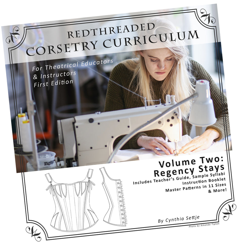 Corsetry Curriculum Vol. Two: Regency Stays