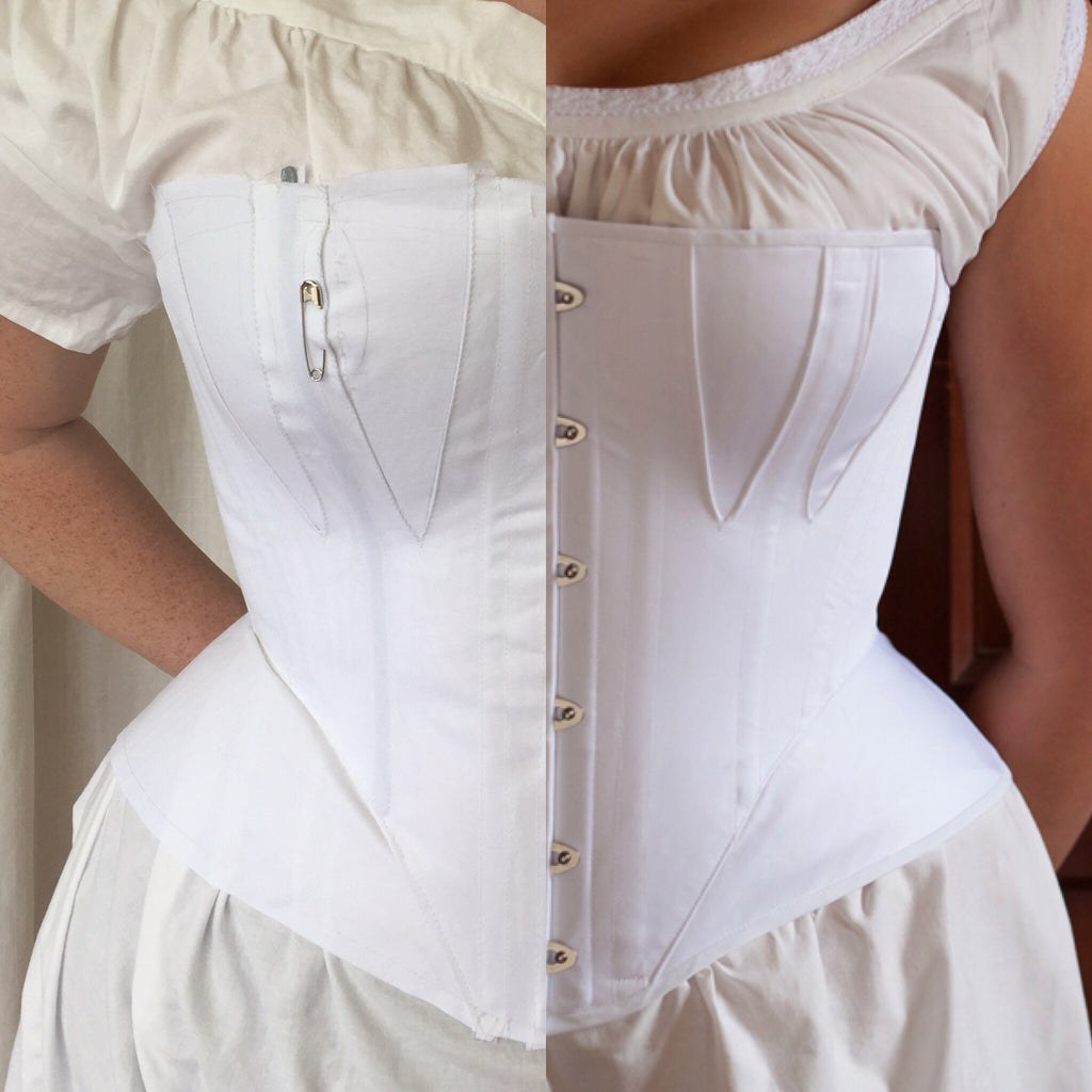 MOCKUP upgrade for all corset styles