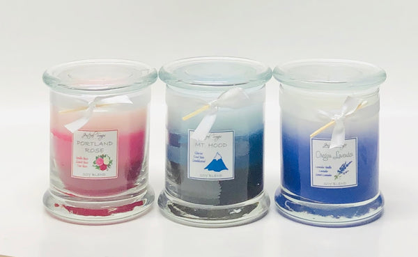 Single & Triple Pour Soy Blend Candles - On Sale - Half Price!