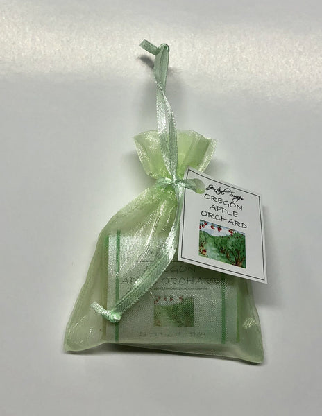 Mini Soaps in Organza Bags