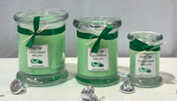 Soy Blend Candles in Glass Jar with Lid