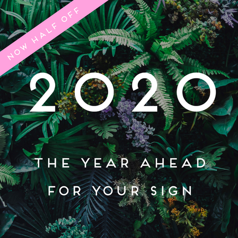 2020: The Year Ahead for Your Sign