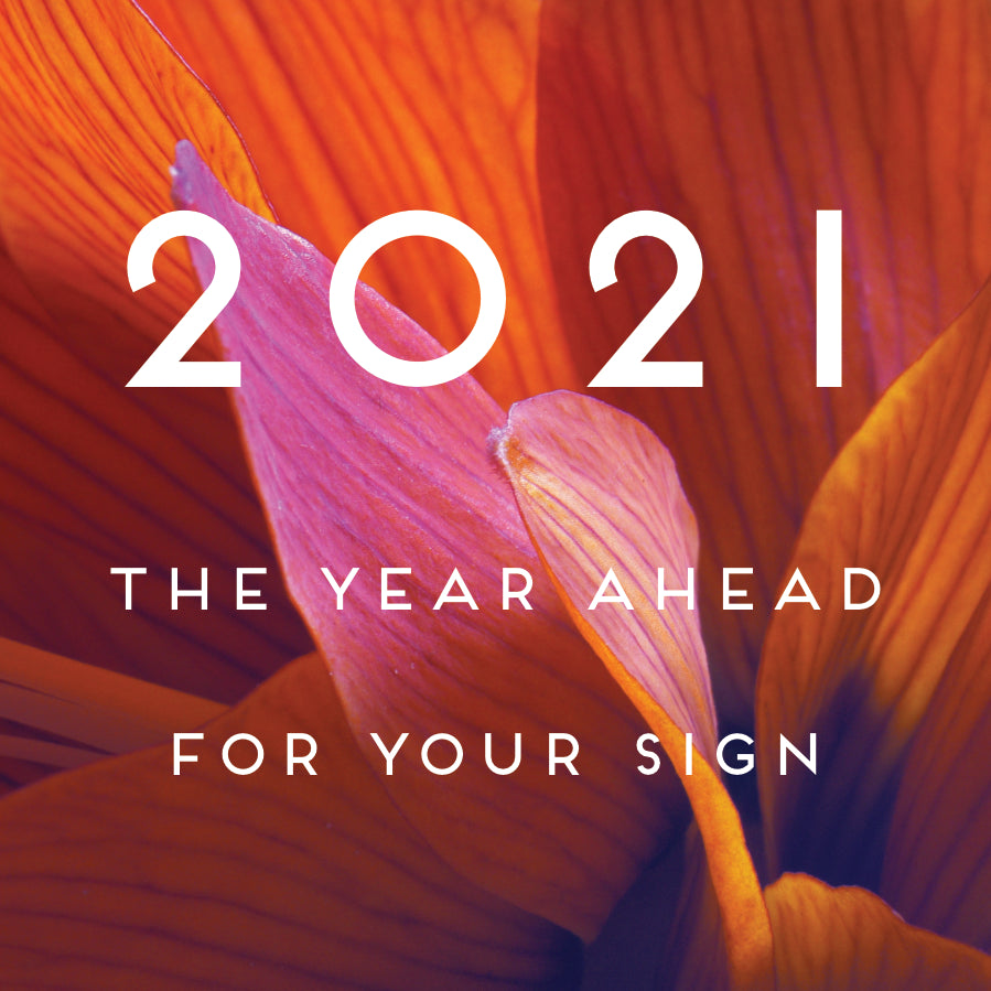 2021: The Year Ahead For Your Sign