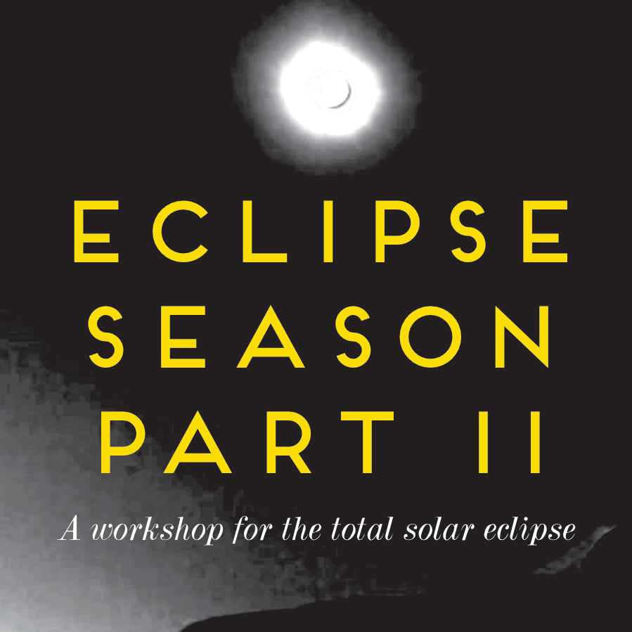 Eclipse Season Part II: A workshop for the total solar eclipse