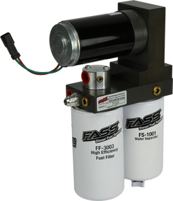 fass fuel pump ford powerstroke diesel