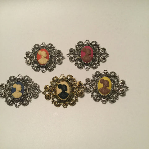 BROOCHES AND PINS/Free Shipping - Oracle Jewelry - 1