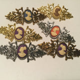 Vintage Cameo BROOCHES AND PINS - Oracle Jewelry - 1