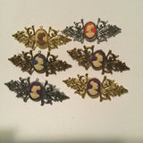 Vintage Cameo BROOCHES AND PINS - Oracle Jewelry - 2