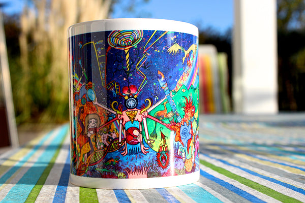 Time and Space Mug
