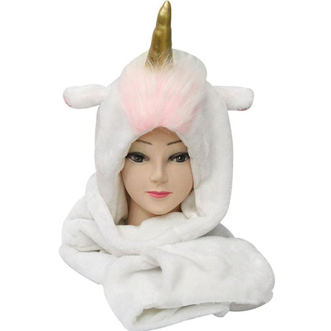 Foxy 'Be Real Unicorn' Hat