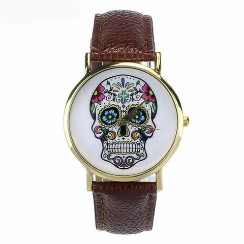 Foxy Skull Candy Watch - FREE Offer!