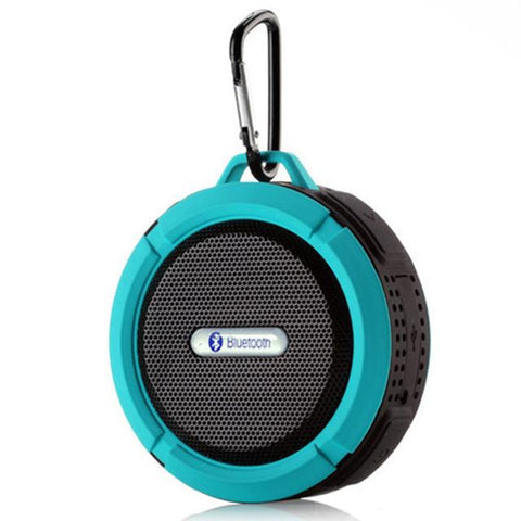 Foxy Waterproof Bluetooth Speaker