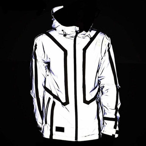 Jacket - Foxy Bomber Hip Hop Jacket