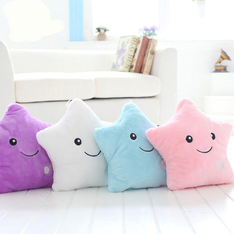 Pillow - Foxy Luminous Star Pillow