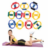 Resistance Bands - Foxy Fitness Exercise Tubes