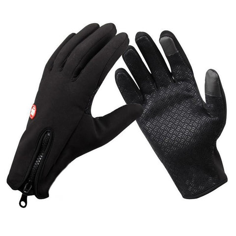 Skiing Gloves - Foxy Touchscreen Gloves
