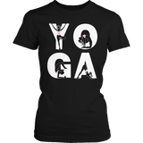 T-shirt - Limited Edition - Yoga Positions