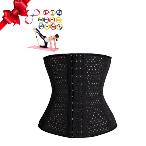 Waist Cinchers - Foxy Waist Trainer - With FREE Exercise Tube