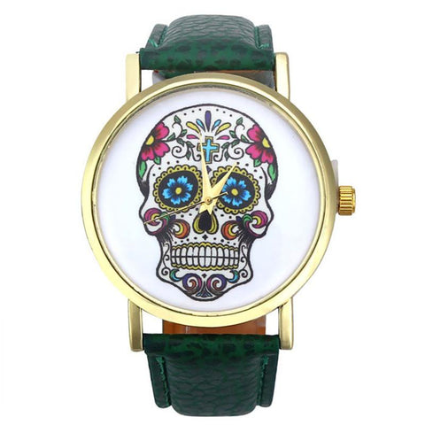 Watch - Foxy Skull Candy Watch