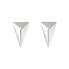 X-OVER Project: Basics for Basics x MAYAYUEN JEWELLERY Delta Arrow Studs