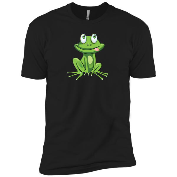 Men's Tees-Frogurt