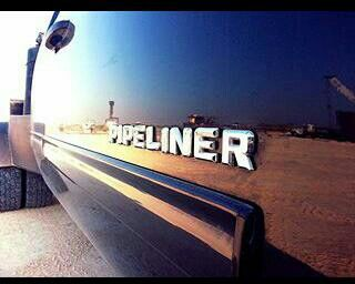 DIY Pipeliner 3D Chrome Letters
