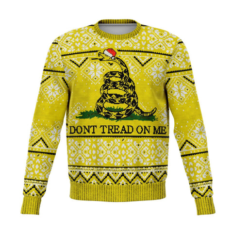 Dont Tread On Me Sweatshirt!