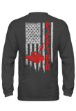 American Pipeliner Flag Shirt! - Pipeline Proud - 14
