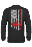 American Pipeliner Flag Shirt! - Pipeline Proud - 16