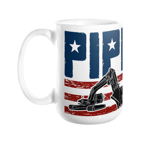 Pipeline Proud Coffee Mugs! - Pipeline Proud - 1
