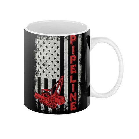 Coffee Mug - Pipeline Proud - 1