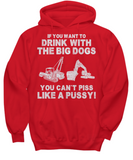 Drink With Big Dogs Shirt
