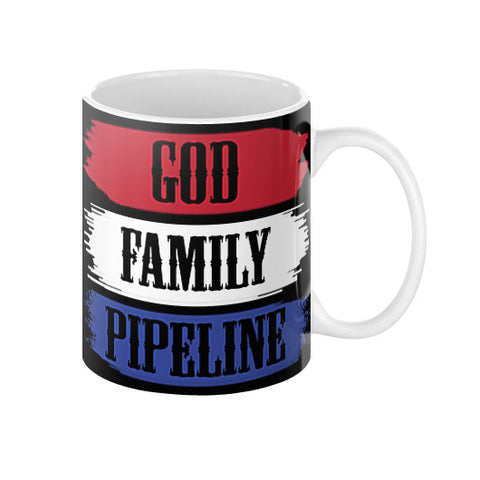 God Family Pipeline Coffee Mugs - Pipeline Proud - 1